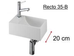 Verkauf von handwaschbecken handwaschbecken for Schuhkipper tiefe 20 cm