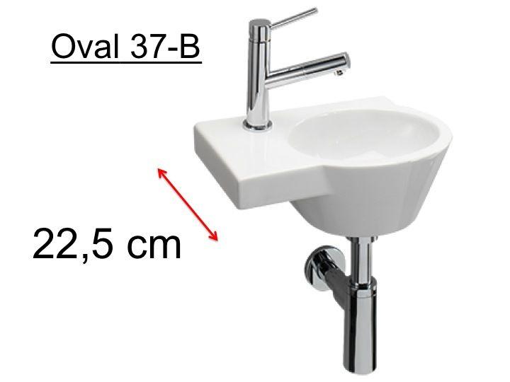 badm bel waschbecken handwaschbecken lave mains. Black Bedroom Furniture Sets. Home Design Ideas