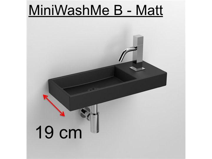 Waschbecken Klein badmöbel waschbecken handwaschbecken lave mains waschbecken